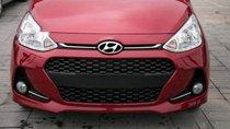 Bán xe Hyundai Grand i10 đời 2019, màu đỏ, giá 330tr