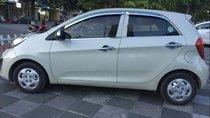 Bán Kia Morning Van đời 2014, màu kem, xe nhập, số tự động