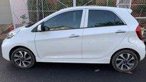 Bán xe Kia Morning Si đời 2018, màu trắng giá cạnh tranh