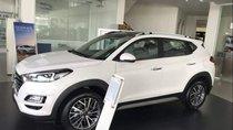 Bán xe Hyundai Tucson sản xuất năm 2019, màu trắng, xe nhập
