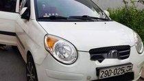 Lên đời bán xe Kia Morning Van sản xuất 2009, màu trắng, nhập khẩu