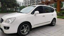 Bán xe Kia Carens 2.0 AT đời 2010, màu trắng xe gia đình, giá chỉ 318 triệu