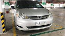 Chính chủ bán Toyota Sienna LE sản xuất năm 2007, màu bạc, nhập khẩu