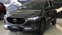 Bán xe Mazda CX 5 2.5 AT 2WD 2019, màu xám, giá tốt