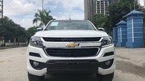 Cần bán Chevrolet Colorado High Country 2.5L 4x4 AT đời 2019, màu trắng, nhập khẩu