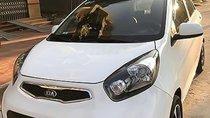 Cần bán xe Kia Morning LX năm sản xuất 2013, màu trắng số sàn, 209tr
