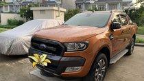 Cần bán xe Ford Ranger Wildtrak 3.2L 2017, màu cam, xe nhập, giá 790tr