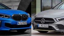 So sánh nhanh BMW 1-Series 2020 và Mercedes A-Class 2020