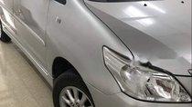Bán xe Toyota Innova đời 2013, màu bạc, xe nhập