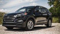 Bán xe Hyundai Tucson sản xuất 2019, màu đen số tự động, giá chỉ 872 triệu