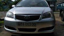 Bán Toyota Vios đời 2007, màu bạc, nhập khẩu nguyên chiếc, giá chỉ 185 triệu