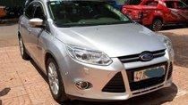 Cần bán Ford Focus Titanium 2.0 AT đời 2014, màu bạc số tự động, 525tr