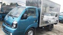 Cần bán xe Thaco Kia Frontier K200 thùng kín năm sản xuất 2019, màu xanh lam, giá 335tr