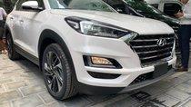 Bán xe Hyundai Tucson năm 2019, màu trắng, nhập khẩu chính hãng, giá tốt, liên hệ chính hãng SĐT: 0905976950