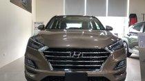 Bán Hyundai Tucson, máy dầu, 2019 vàng cát, đủ màu, tặng 10-15 triệu, nhiều ưu đãi - LH: 0964898932