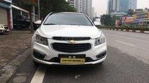 Bán xe Chevrolet Cruze 1.8 LTZ sản xuất 2016, màu trắng, giá chỉ 505 triệu
