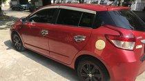 Cần bán xe Toyota Yaris E sản xuất năm 2016, màu đỏ, nhập khẩu nguyên chiếc