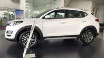 Bán xe Hyundai Tucson đời 2019, màu trắng, xe nhập