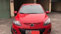 Bán Mazda 2 sản xuất năm 2009, màu đỏ, máy êm