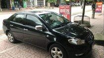 Bán Toyota Vios đời 2005, màu đen chính chủ, giá 165tr