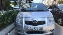 Bán xe Toyota Yaris 1.3 AT đời 2007, màu bạc, nhập khẩu