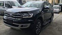 Cần bán Ford Everest 2019, màu đen, nhập khẩu Thái Lan