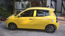 Bán ô tô Kia Morning đời 2010, màu vàng chính chủ