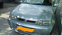 Bán gấp xe Fiat Albea HLX 1.6 đời 2007, màu bạc