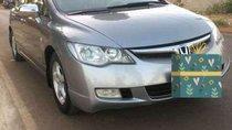 Bán lại xe Honda Civic 2008, màu bạc, giá tốt