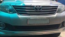 Bán Toyota Fortuner đời 2013, màu bạc, giá 670tr