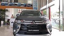 Bán Mitsubishi Outlander 2.4 CVT Premium sản xuất 2019, màu xám