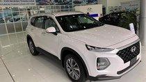 Bán xe Hyundai Santa Fe 2.4L đời 2019, màu trắng
