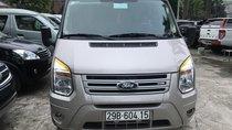 Bán Ford Transit 16 chỗ đời 2016, xe chạy hợp đồng du lịch, không tua tuyến, hợp đồng, định vị đầy đủ
