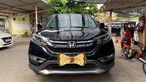 Cần bán xe Honda CR V 2015, màu đen, 840 triệu