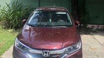 Bán xe Honda City Top đời 2017, màu đỏ, biển Sài Gòn mới đi 1.5 vạn