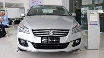 Suzuki Ciaz - màu bạc - quà hấp dẫn - hỗ trợ ngân hàng trợ 85% - Liên hệ: 0906.612.900