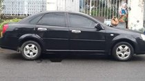 Cần bán xe Daewoo Lacetti đời 2008, màu đen