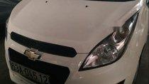 Bán xe Chevrolet Spark năm 2016, màu trắng, gia đình có thương lượng đặc biệt bớt mạnh