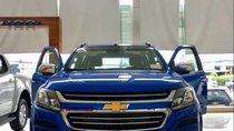 Cần bán Chevrolet Trailblazer sản xuất 2019, màu xanh lam, xe nhập, 785tr