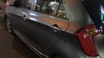Bán xe Kia Morning đời 2011, màu xám, xe cực đẹp