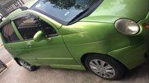 Bán Daewoo Matiz đời 2004, màu xanh lục, xe nhập