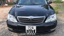 Cần bán xe Toyota Camry MT năm 2005, màu đen, xe đẹp