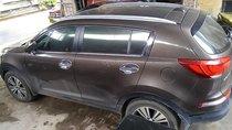 Bán xe Kia Sportage năm sản xuất 2015, màu nâu, xe nhập, giá 677tr