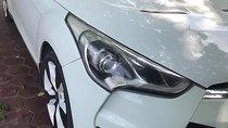 Xe Hyundai Veloster sản xuất 2012, màu trắng, nhập khẩu nguyên chiếc