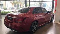 Bán xe Mercedes C300 AMG sản xuất 2019, màu đỏ