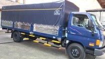 Bán xe HD120SL thùng dài 6,3 m tại Hà Nội
