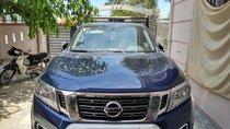 Bán xe Nissan Navara EL Premium sản xuất năm 2017, màu xanh lam, nhập khẩu nguyên chiếc