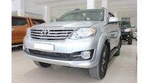 HCM: Toyota Fortuner 2016, trả trước chỉ từ 237 triệu