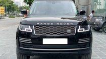 Bán ô tô LandRover Range Rover Autobio LWB SX 2018, màu đen, siêu siêu lướt 5000 km, LH: 0982.84.2838