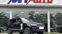 Bán ô tô LandRover Range Rover Autobio LWB Sx 2018 màu đen, siêu siêu lướt 5000 km, LH: 0982.84.2838